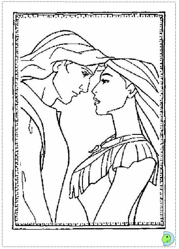pocahontas coloring pages google sgning