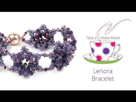 Lenora Bracelet | Take a Make Break with Sarah