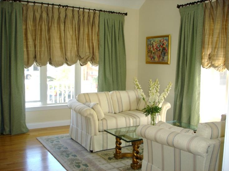 31 best I 13 DRAPERY - BALLOON SHADE images on Pinterest - balloon curtains for living room