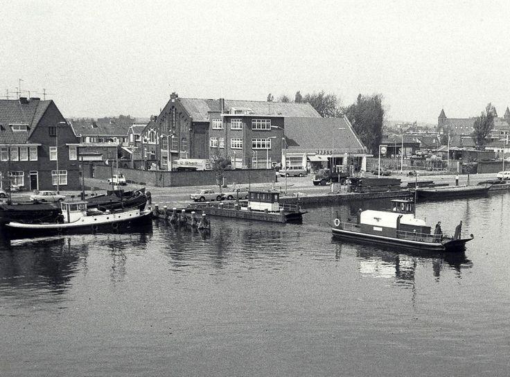 Spaarndamseweg Haarlem (jaartal: 1960 tot 1970) - Foto's SERC