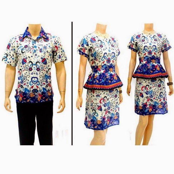Toko Batik Online Model Baju Batik Sarimbit Dress Batik Call Order : 085-959-844-222, 087-835-218-426 Pin BB 23BE5500 Model Baju Batik Sarimbit Dress Batik Harga Rp.165.000.-/pasang   stock 3 pasang Ukuran Pria :  XL, L dan M Ukuran Wanita : Allsize