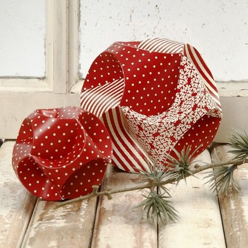 Click ornaments are a hit.. easy to make for both kids and adults... I have three hanging in my window right now...