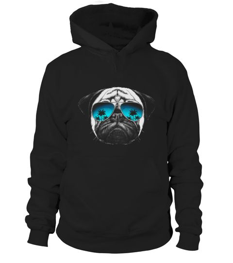 # Pug Dog with sunglasses .  Pug Dog with sunglasses HOW TO ORDER:1. Select the style and color you want: 2. Click Reserve it now3. Select size and quantity4. Enter shipping and billing information5. Done! Simple as that!TIPS: Buy 2 or more to save shipping cost!This is printable if you purchase only one piece. so dont worry, you will get yours.Guaranteed safe and secure checkout via:Paypal | VISA | MASTERCARD