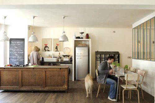 toog in de keuken