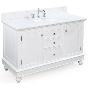 Cool Olivia 42inch Cream White Wood Bathroom Vanity  Overstock Shopping