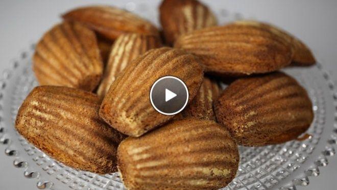 Madeleines - recept | 24Kitchen