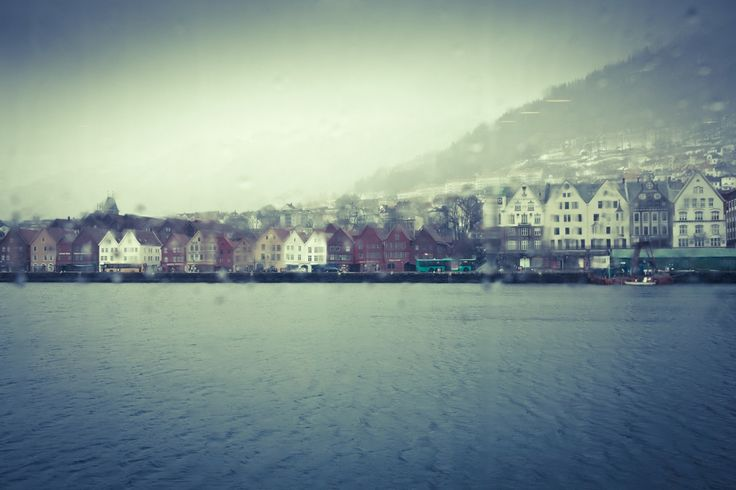 Bergen, Noruega.