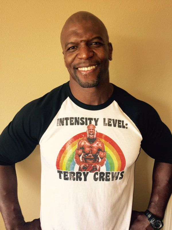 BlazePress — Get on Terry Crews Level.