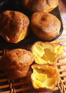 「ポップオーバー」るぐーて | お菓子・パンのレシピや作り方【corecle*コレクル】
