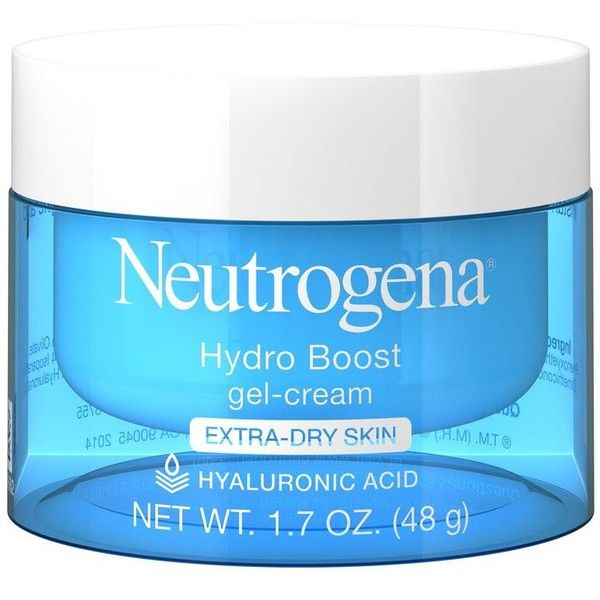 Neutrogena® Hydro Boost Gel-Cream Moisturizer for Extra-Dry Skin |... ($20) ❤ liked on Polyvore featuring beauty products, skincare, face care, face moisturizers, dry face skin care, face moisturizer, dry skin face moisturizer and gel face moisturizer