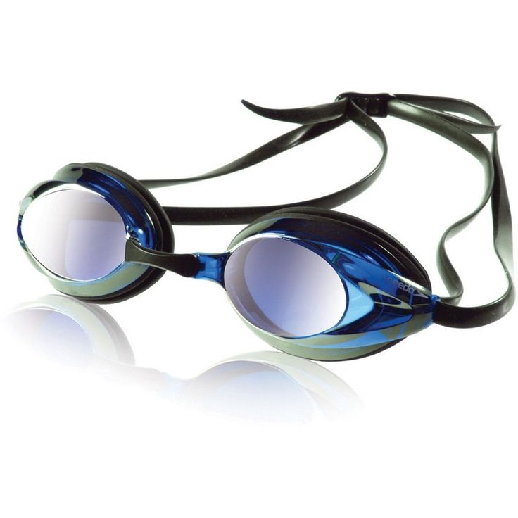 Speedo Vanquisher Mirrored Swim Goggles