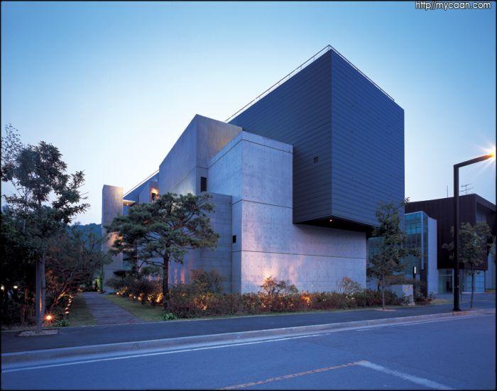 탄탄스토리하우스전경/방철린 Tantanstory House by Bang, Chul-rin /Architect Group CAAN
