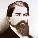 May 8 marked the 126th anniversary of the invention of Coca-Cola! Pharmacist John Pemberton invented the beverage in 1886. #genealogy   I love this man!!!!!
