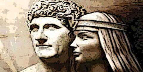 Los hijos de Cleopatra y Marco Antonio en el olvido de la historia | ArqueHistoria
