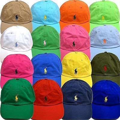 Polo Ralph Lauren Hats- love these for bad/ lazy hair days