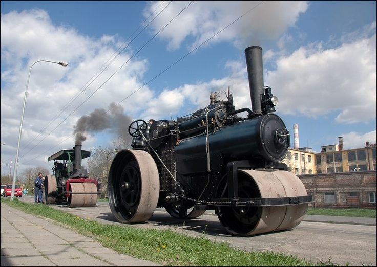 Muzeum starých strojů - Historické okamžiky