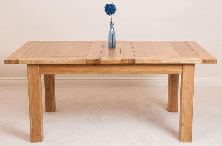 Eiche Erweitern, Esstisch Und 4 Stühle Esstisch, Tisch