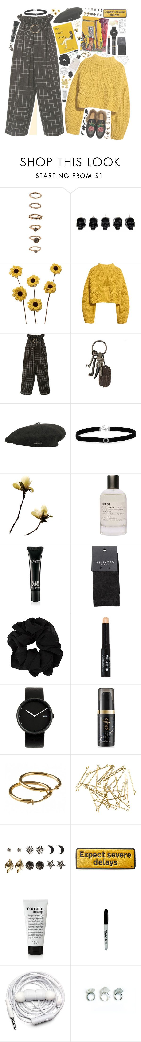 """""""MELLOW"""" by banngtanboy ❤ liked on Polyvore featuring Forever 21, D.L. & Co., ZiaBella, H&M, Rejina Pyo, AllSaints, kangol, BillyTheTree, WALL and Le Labo"""