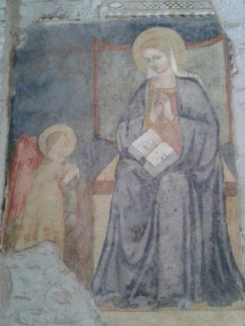 Venoa- Trinità- Maria-annunciazione