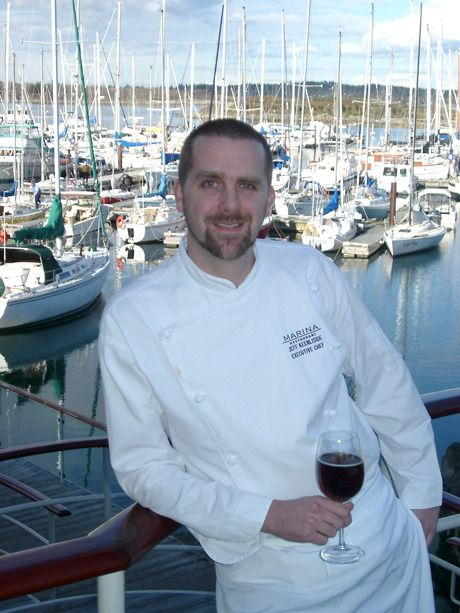 "Executive Chef Jeff Keenliside is once again making Oak Bay's Marina Restaurant his home base. ""We are absolutely delighted that Executive Chef Jeff Keenliside has come home to the Marina Restaurant,"" said manager Jen Gidora"
