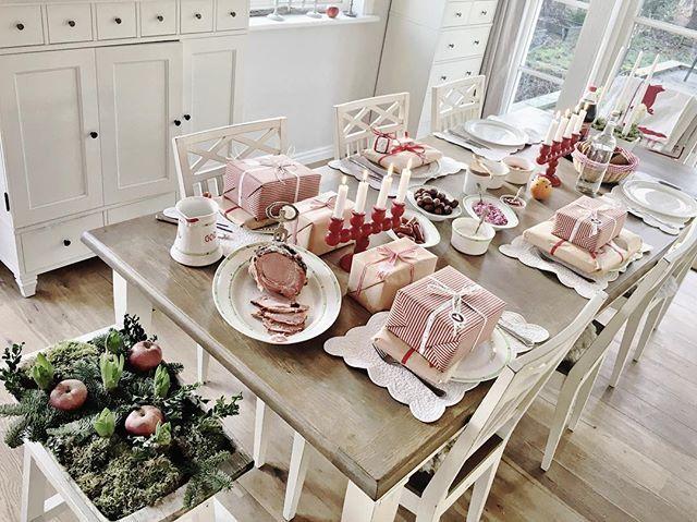 Första Advent | God Jul | Scandinavian Christmas