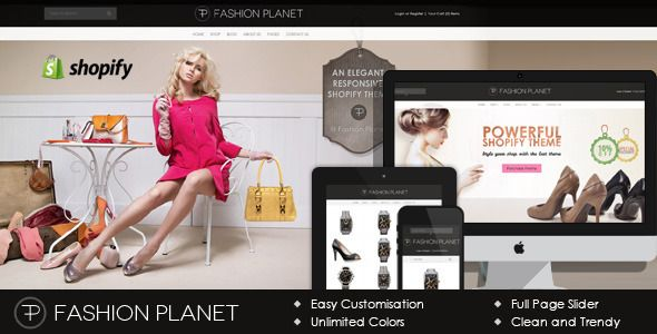 Fashion Planet Shopify Theme & Template - Download Here : http://themeforest.net/item/fashion-planet-shopify-theme/7384365?s_rank=125&ref=yinkira