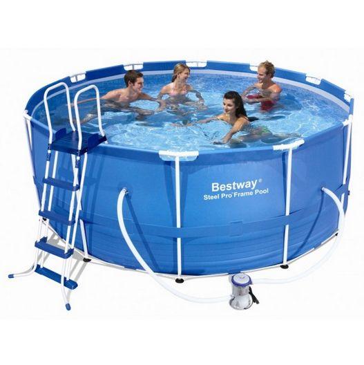 Die besten 25 pool 366x122 ideen auf pinterest pool for Bester stahlwandpool
