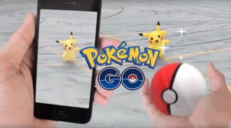 Pokémon Go is now on Google Play and the App Store