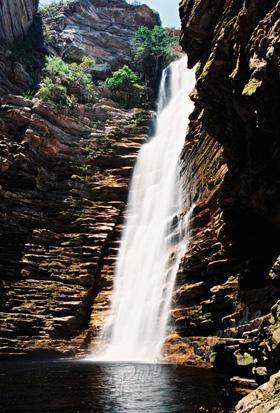 Cachoeira Do Buracão - Ibicoara
