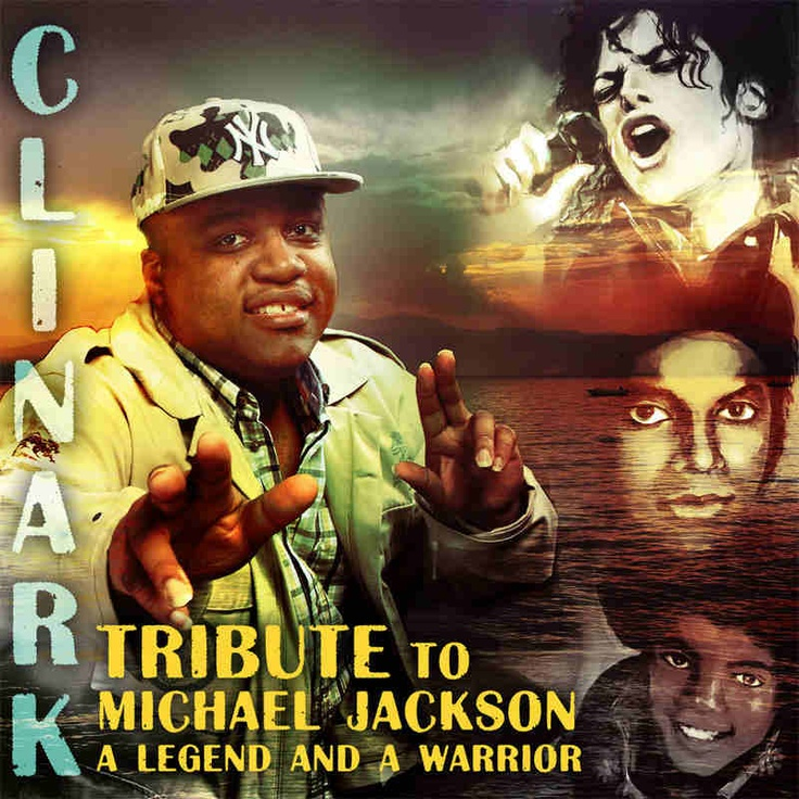 """CLINARK's Tribute To Michael Jackson """"A Legend And A Warrior""""  Clinark became the known as 'The Reggae Torch' after a line in his song 'Inspirational Prayer' which goes:  'I just re-ignited the torch as one of our soldiers Though many trials and tribulations, I've been through.' Clinark 's story has all the hallmarks of the usual struggles for success and triumph over adversity. Clinark describes his childhood growing up in '70s 'on the Caribbean island of Bermuda, .."""