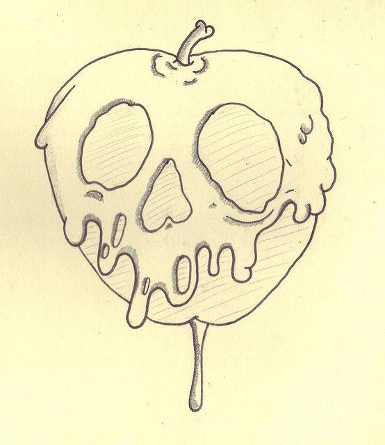 poison apple template | snow white & poison apple | Pinterest