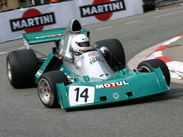 Jean-Pierre Beltoise BRM - P201