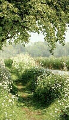 Beautiful country setting...