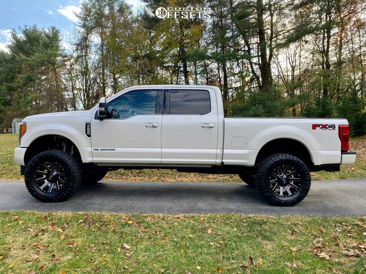 15 2019 F 250 Super Duty Ford Bds Suspension Lift 4in Fuel