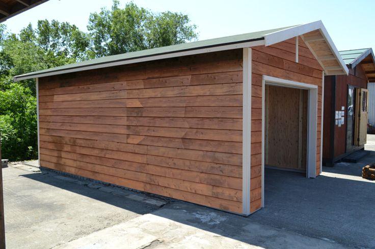 ガレージ3663 | パネルハウス ガレージ3663 23.19m2・約7坪・約14畳