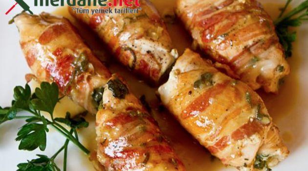 Ispanaklı Tavuk Sarma Tarifi  #yemek #cook #food #chicken #tavuksarma #yemektarifi