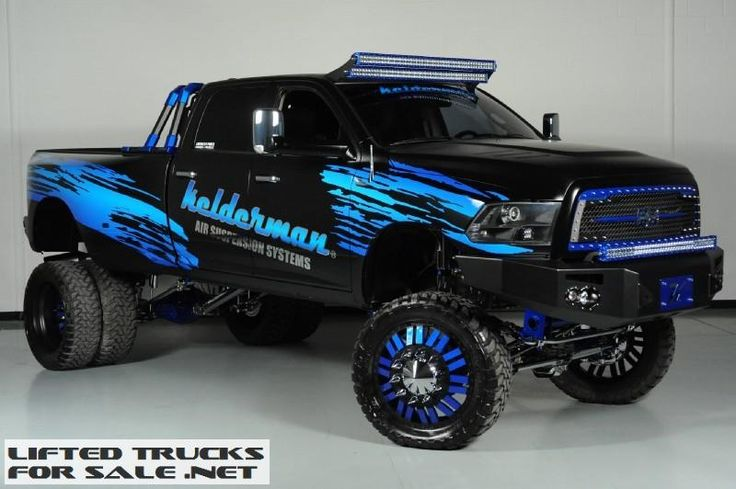 Customized Ford Raptor >> Custom Dually Trucks | Displaying (18) Gallery Images For Custom Lifted Dually Trucks ...