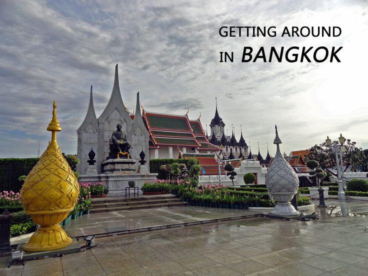 Tired of tuk tuks? Avoid the traffic and try the river transport in Bangkok
