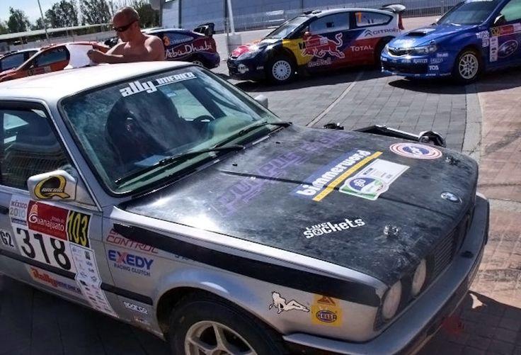 How A $500 Craigslist Car Beat $400K Rally Racers