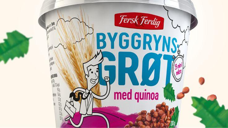 #breakfast #packaging #cereals #food