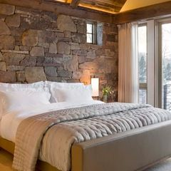 contemporary bedroom by Zone 4 Architects, LLC