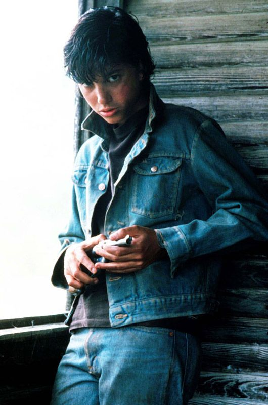 The Outsiders-Johnny