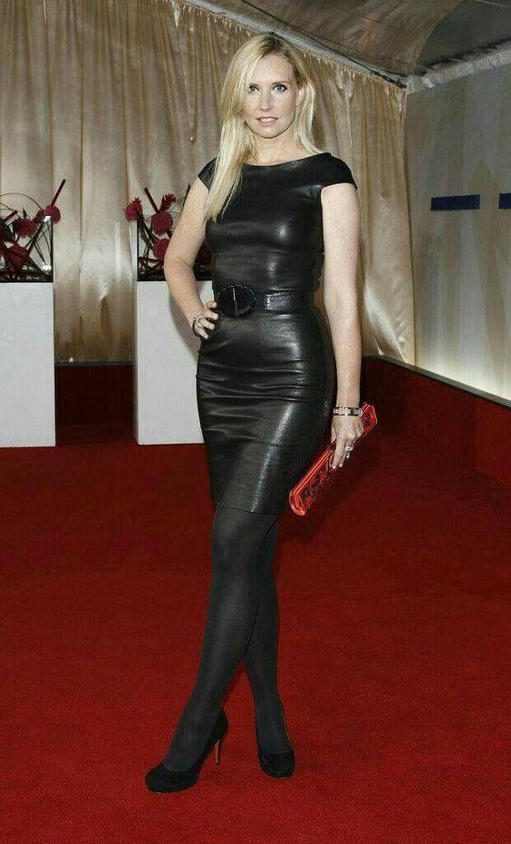 Pinterest Leather Dress