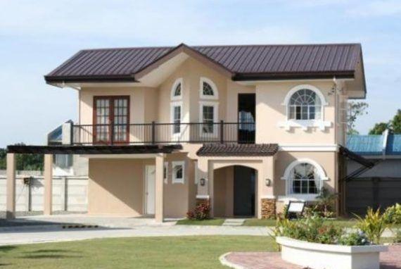Casas sencillas pero bonitas inspiraci n de dise o de for Modelos de casas interiores