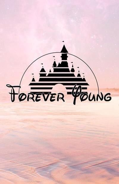 Forever Young..omg I love this!!!