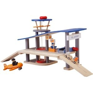 Plan Toys - Airport - All of Plan toys are great.