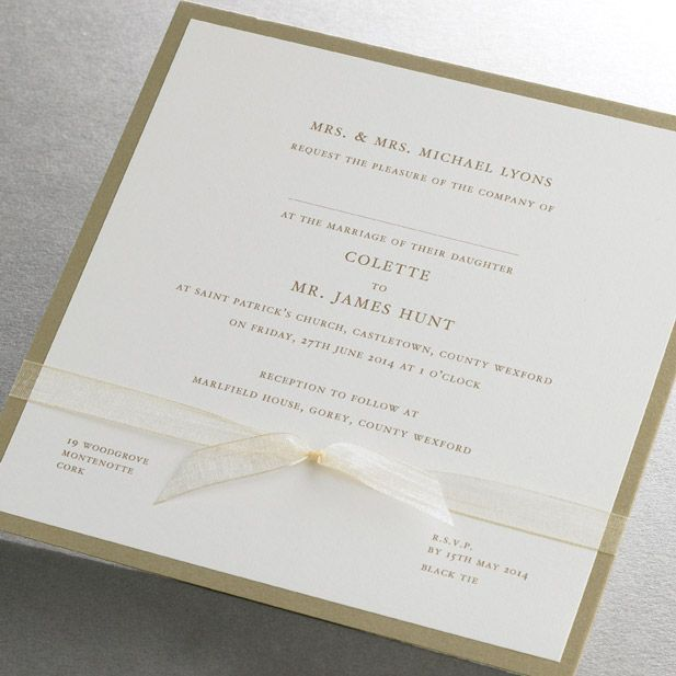76 best wedding invitations images on pinterest wedding ideas how to create classic wedding invitations free templates stopboris Choice Image