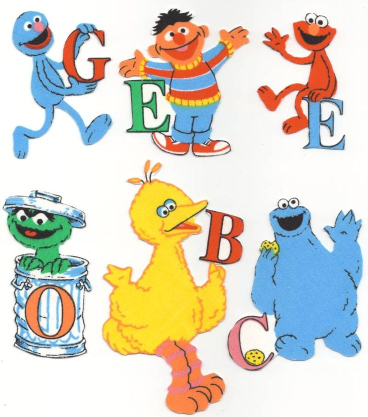 Baby Sesame Street Characters Names 271 best images about ...
