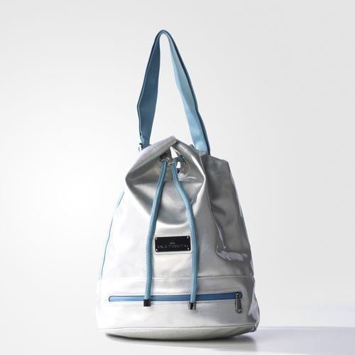 Спортивная сумка Fashion Shape - серебряный