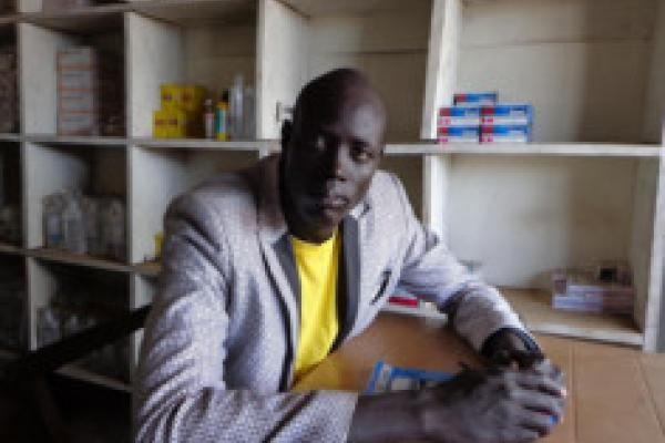 Ugandans welcome South Sudan refugees